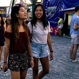 ae hi-rise festival shorts